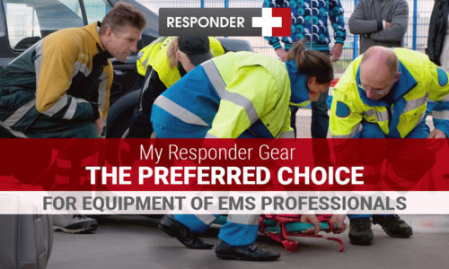 My Responder Gear the Preferred Choice for Equipment of EMS Professionals
