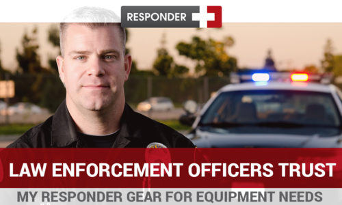 Law Enforcement Officers Trust My Responder Gear for Equipment Needs